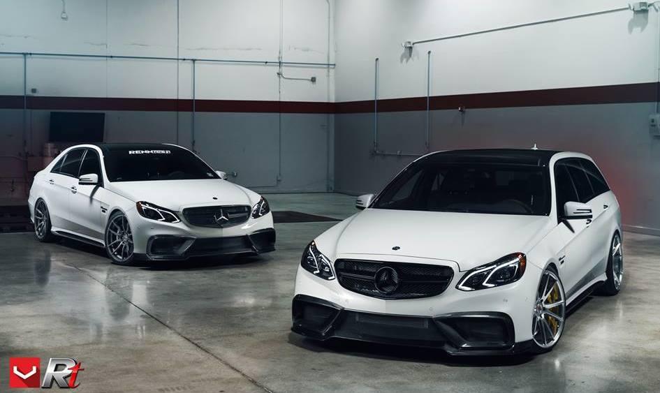 Renntech Mercedes E63 Amg Supertunes