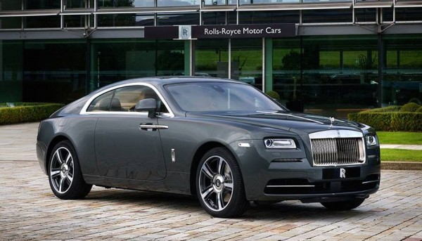 Rolls-Royce Wraith Francorchamps-0