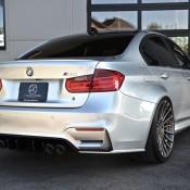 Silverstone Hamann BMW M3-3