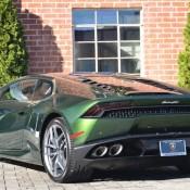 Verde Ermes Lamborghini Huracan-4