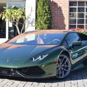 Verde Ermes Lamborghini Huracan-5