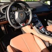 Verde Ermes Lamborghini Huracan-9