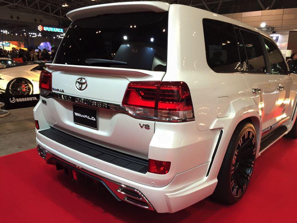 Wald Toyota Land Cruiser 8 175x175 at Wald Toyota Land Cruiser 2016
