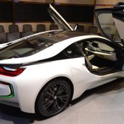 White Java Green BMW i8-10