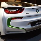 White Java Green BMW i8-12