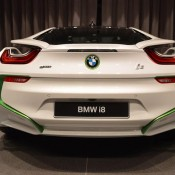 White Java Green BMW i8-16