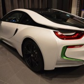 White Java Green BMW i8-17
