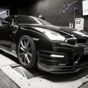 1000-hp Nissan GT-R-1
