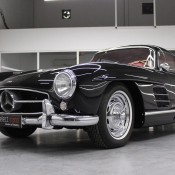 1955-Mercedes 300 SL Gullwing-13