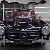 1955-Mercedes 300 SL Gullwing-15