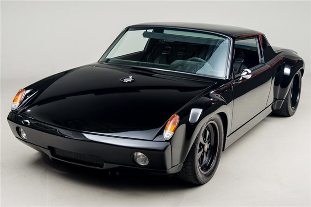 1974 porsche 914 restomod is the coolest thing ever. Black Bedroom Furniture Sets. Home Design Ideas