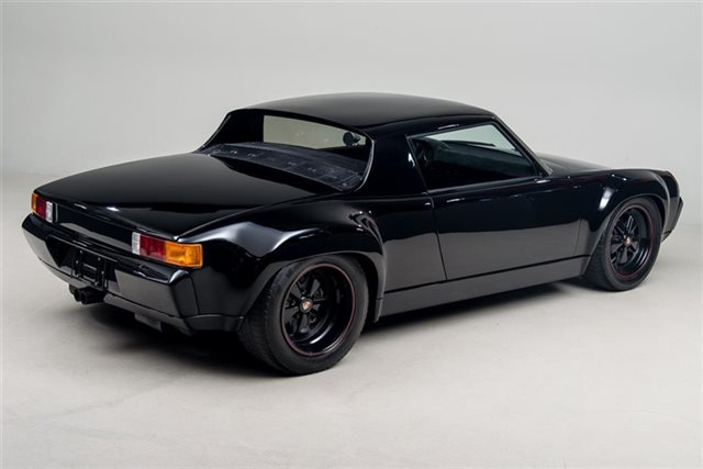 1974 Porsche 914 Restomod Is The Coolest Thing Ever