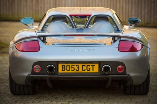 2004 Porsche Carrera GT-1