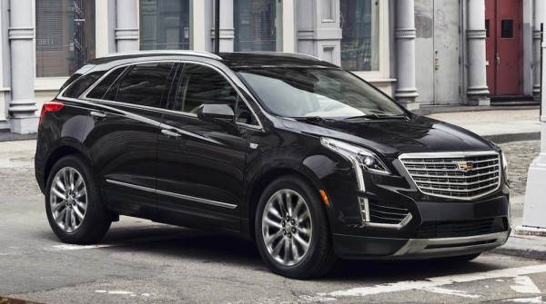2017 Cadillac XT5 price 1 600x335 at 2017 Cadillac XT5   U.S. Pricing
