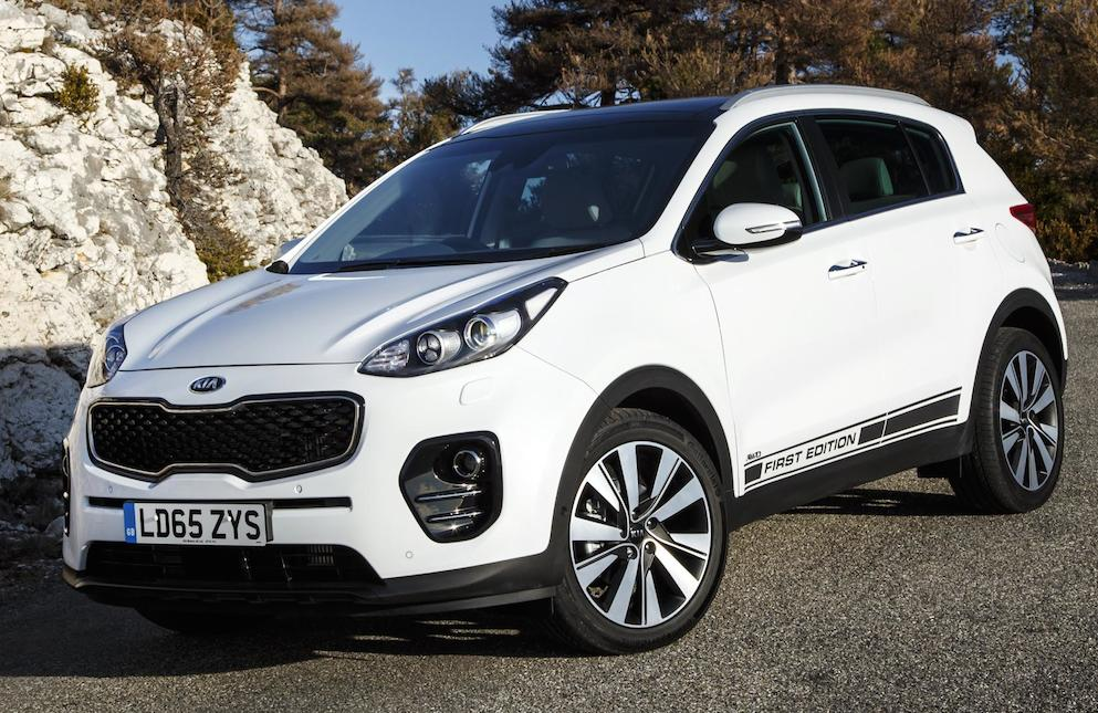 2017 Kia Sportage Uk Pricing And Specs