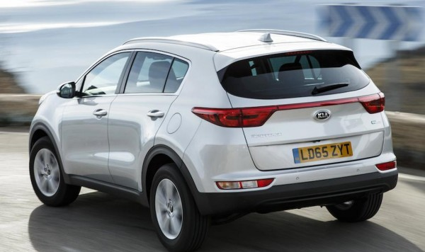 2017 Kia Sportage-UK-2