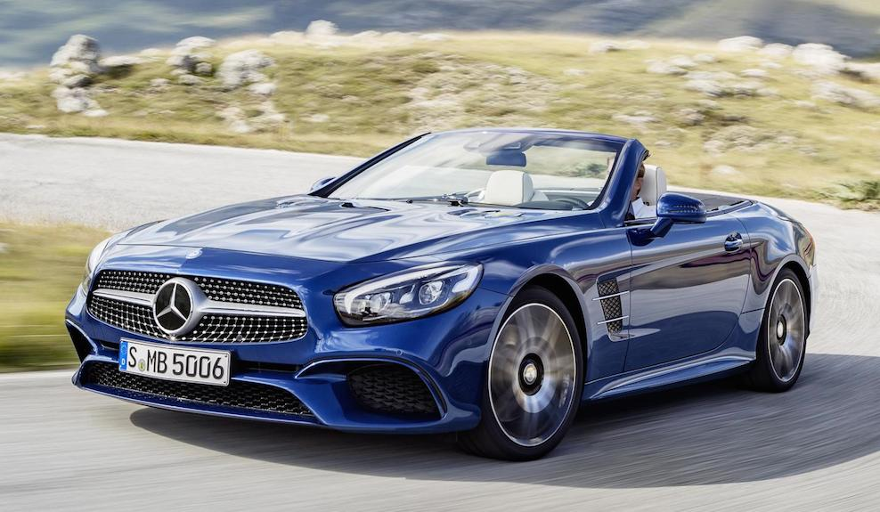 2017 mercedes sl uk pricing for Mercedes benz sl500 price
