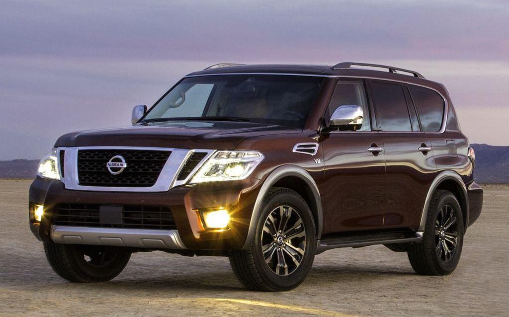 Official: 2017 Nissan Armada