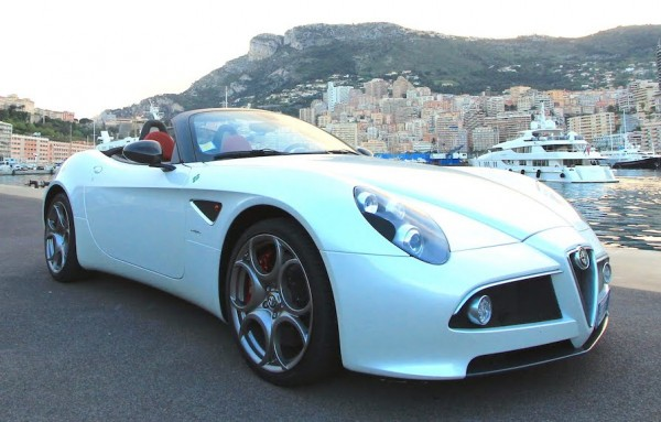 Alfa Romeo 8C Monaco
