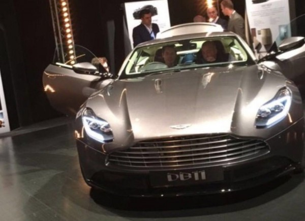 Aston Martin DB11 first look 600x436 at First Look: Aston Martin DB11