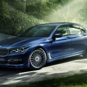 BMW Alpina B7-5