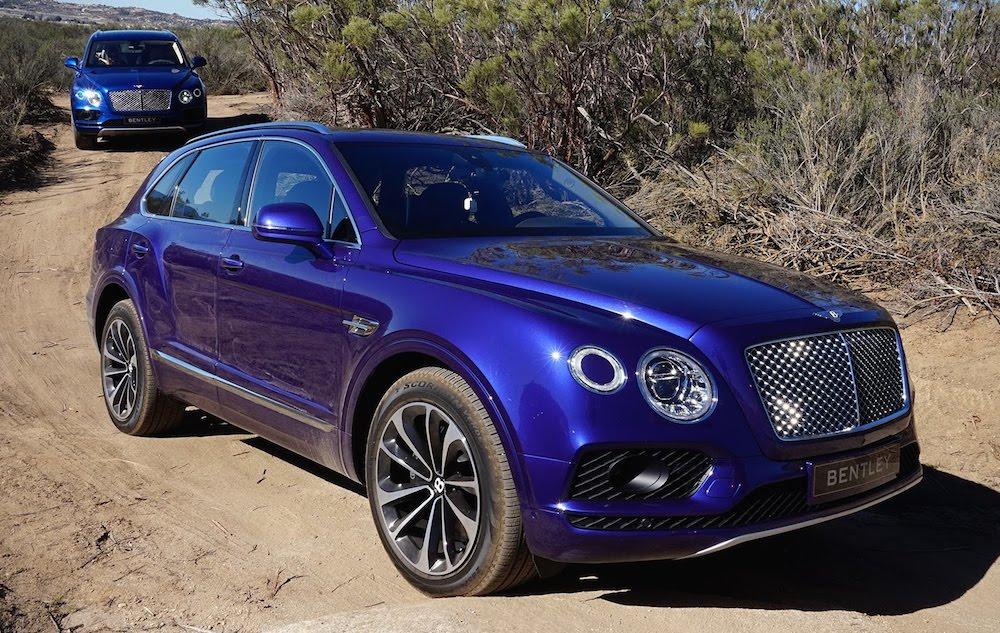 Bentley Bentayga Off-Road Review