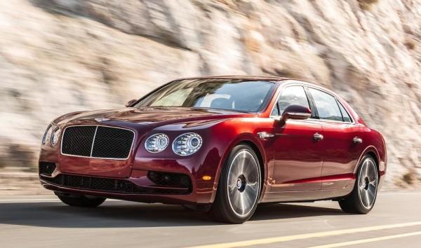 Bentley Flying Spur V8 S-0