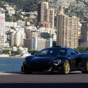 Black on Gold McLaren 675LT-2