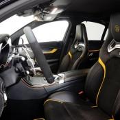 Brabus Mercedes C63 AMG 650-10