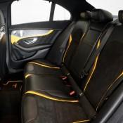 Brabus Mercedes C63 AMG 650-11