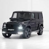 Brabus Mercedes G500-1