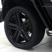 Brabus Mercedes G500-6
