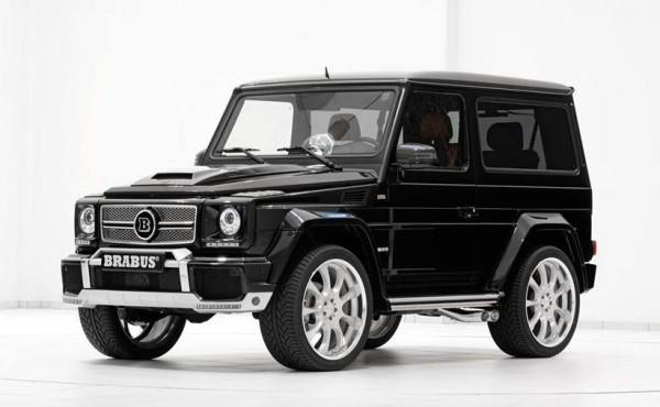 Brabus Mercedes G500 SWB-0