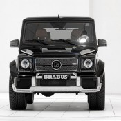 Brabus Mercedes G500 SWB-1