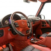 Brabus Mercedes G500 SWB-10
