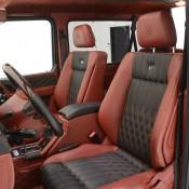 Brabus Mercedes G500 SWB-11