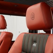 Brabus Mercedes G500 SWB-15