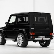 Brabus Mercedes G500 SWB-3