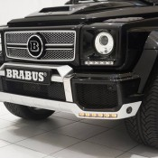 Brabus Mercedes G500 SWB-5