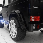 Brabus Mercedes G500 SWB-8