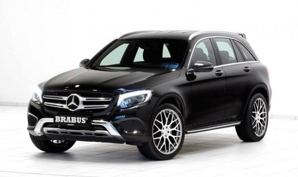 Brabus Mercedes GLC-0