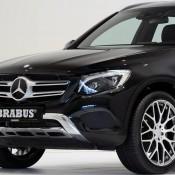Brabus Mercedes GLC-4