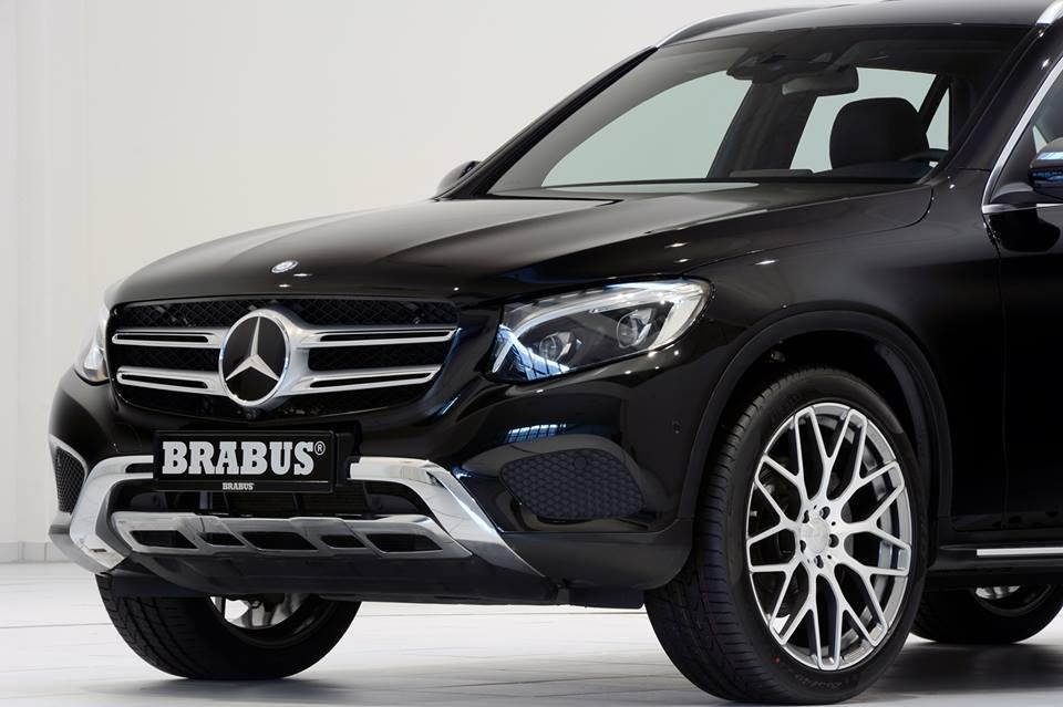 Tuningcars Brabus Mercedes Glc Previewed