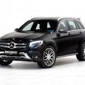Brabus Mercedes GLC-5