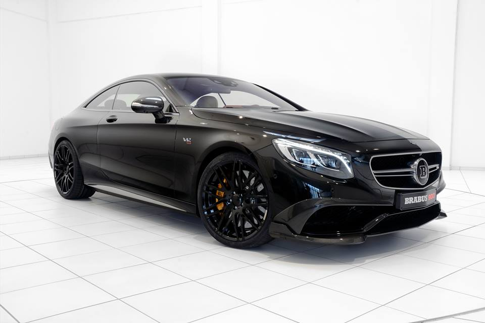 Brabus Mercedes S65 Amg Coupe Rocket 900