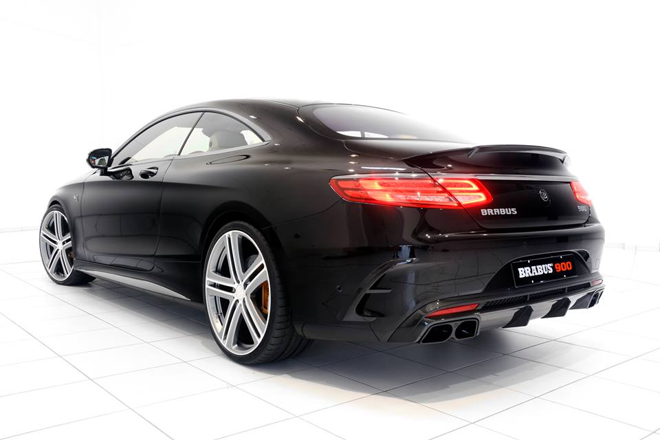 brabus mercedes s65 amg coupe rocket 900. Black Bedroom Furniture Sets. Home Design Ideas