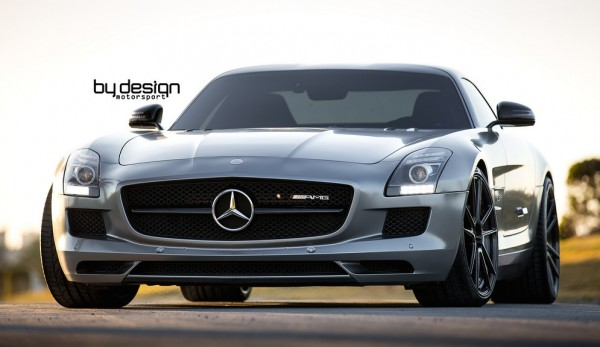 ByDesign Mercedes SLS-0