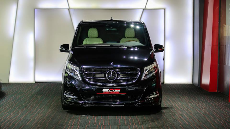 Gallery Dizaynvip Mercedes V Class Diamond