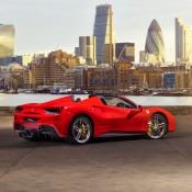 Ferrari 488 Spider London-2