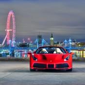 Ferrari 488 Spider London-3